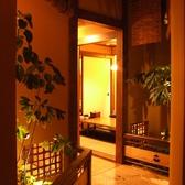 6名用の掘りごたつ個室が12部屋。接待やお食事会はもちろん、仲間同士でゆったりお過ごし下さい。