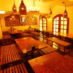 立川市民食堂の雰囲気1