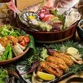 料理メニュー写真鮮魚3点のお刺身盛り合わせ