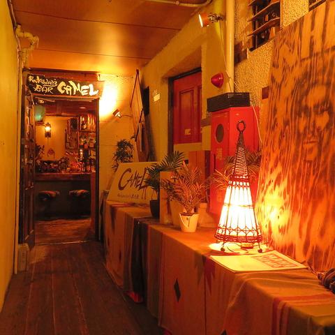 Back packer's Bar CAMEL 店舗イメージ1