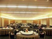 四川飯店の大ホールは宴会利用で最大250名、会議利用で最大400名まで貸切利用が可能です!お気軽にお問合せください★