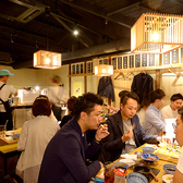 天ぷらスタンド KITSUNE 原店の雰囲気2