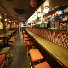博多 肉寿司の雰囲気1