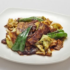 豚肉とキャベツの黒味噌炒め (小盆/中盆)