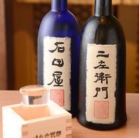 独自のルートで仕入れた福井の地酒