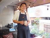 Un Charme Cafe アン シャルム カフェのスタッフ1