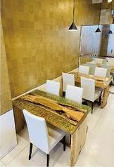 【とにかく多い、テーブル1階席】☆お一人様でも、カップルでも、大人数でもお気軽にお越しください!ランチ・ディナーご予約可能です☆