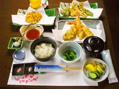 天ぷら 味里