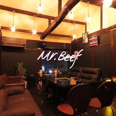 Mr.Beefの写真