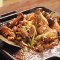 料理メニュー写真鶏ちゃん焼き