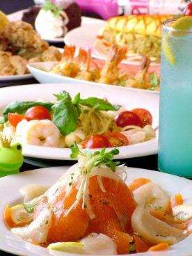 イフ Cafe&Kitchen Bar ifのおすすめ料理1
