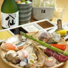 串かつ料理 活 ナビオ阪急店の特集写真