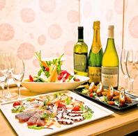 広島でのご宴会に便利な立地とお手頃な飲み放題!