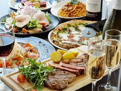 Trattoria Pizzeria LOGIC 笹塚のコース写真