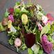 自家栽培のオーガニック野菜を使ったサラダマルシェ♪