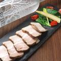 料理メニュー写真紅茶の煮豚