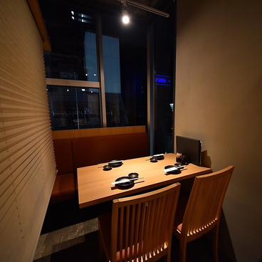 八海山公認 個室居酒屋 越後酒房 東京駅八重洲店の雰囲気1