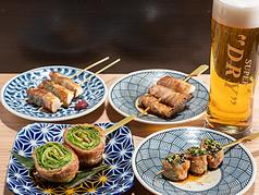 みつぶ 野菜巻き串のおすすめ料理1