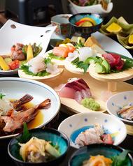 京都 伏見蔵 南庵のコース写真