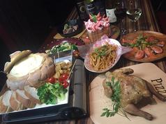 ハロハロ食堂の写真
