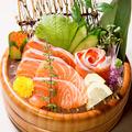 料理メニュー写真銀鮭トロサーモン