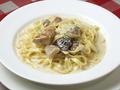 料理メニュー写真ポルチーニのタリオリーニ
