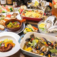 牡蠣食べ飲み放題 ERABU 西荻窪店のおすすめ料理1