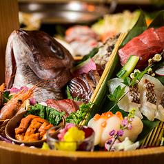 産直鮮魚居酒屋 柳瀬 新宿ごちそうビル店のおすすめ料理1