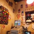 懐かしさが溢れる店内は駄菓子屋のような雰囲気に子供の頃を思い出します☆