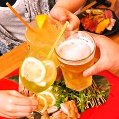 立川鉄板酒場BOTAのコース写真