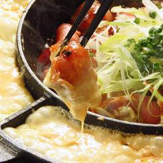 料理メニュー写真定番!話題の「チーズダッカルビ」