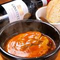 料理メニュー写真とろとろ豚バラ赤ワイン煮