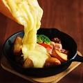 料理メニュー写真濃厚チーズラクレット (1人前)