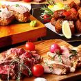 【OPEN記念】得々!3H飲み放題付☆Yonezawa beef コース☆9500円⇒8500円宴会/飲み会/接待【みんなで楽しくShareできる自慢の料理多数!】季節の素材・新鮮な野菜など贅沢な食材を堪能頂けます!!女性にも人気のコースです♪特典やクーポンあり。2名様~貸切まで対応可!