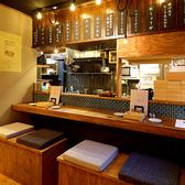 天ぷらスタンド KITSUNE 原店の雰囲気3
