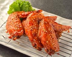 絶品♪鶏料理屋の大ぶり 『手羽先』 タレor塩