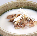 料理メニュー写真コムタンスープ
