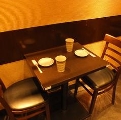2名様テーブル