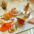 料理メニュー写真前菜の盛り合せ(4~5種)