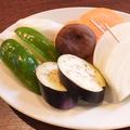 料理メニュー写真野菜単品