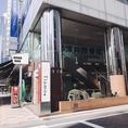 田原町駅から徒歩1分。「雷門1丁目交差点」の東南に位置します☆ビルの横にも「浅草イタリアンTiamo」の看板が出ていますので目立ちます☆