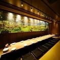 会社宴会などにもピッタリ!広々とした空間は最大82名様のご宴会可能です。