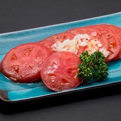 トマトスライス/たたき胡瓜/枝豆