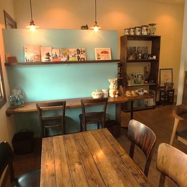 NEST cafeの雰囲気1