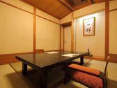 【2階】掘りごたつの個室も2名様でも利用可
