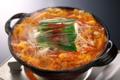 料理メニュー写真名古屋名物 赤から鍋