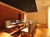 【3階】テーブル席の個室は30名様まで