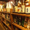 焼酎、日本酒、梅酒と豊富なラインナップを取り揃えております!!