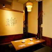 個室和食と仙台牛 洒楽 しゃらく 仙台一番町店の雰囲気2
