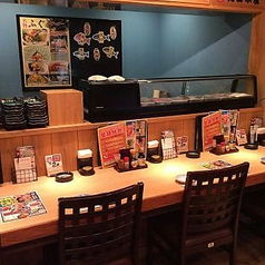 お一人様でもお食事だけでも大歓迎☆カウンター席ございます。